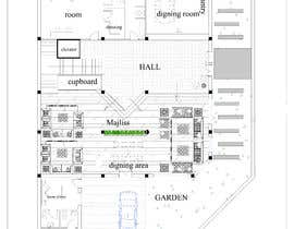 #17 for House Floor Plan by benzbenz3d