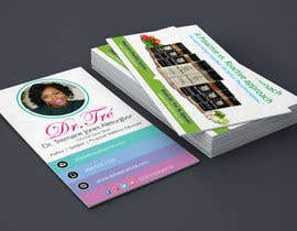 #70 für Need TEXT LOGO and BUSINESS CARD design von GlamourArt