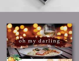 #39 for Restaurant Ad Design af ovizatri