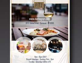 #41 for Restaurant Ad Design af skinnudity