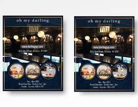#42 for Restaurant Ad Design af skinnudity