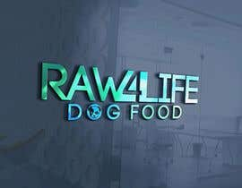 #145 for Logo for Raw Dog Food business by robsonpunk