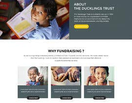 #13 for Design and Word press theme for Charity website by hstiwana51