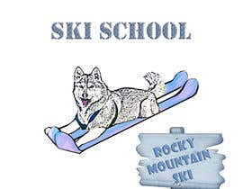 #33 untuk Front of Kids Progression booklet for ski school oleh jucpmaciel
