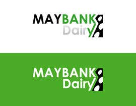 #67 for Logo Design for Maybank Dairy af won7