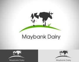 #65 cho Logo Design for Maybank Dairy bởi waseem4p