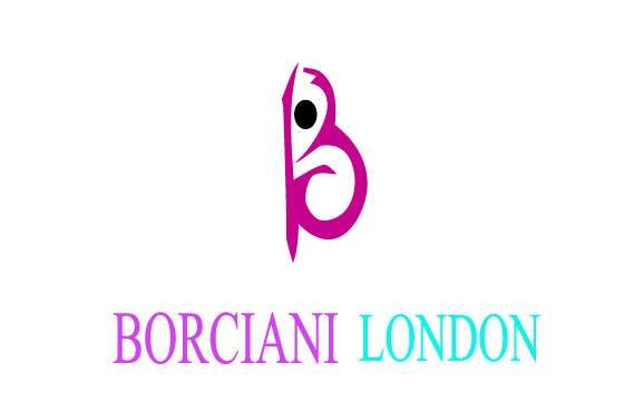 Penyertaan Peraduan #                                        105                                      untuk                                         Design a Logo for Borciani London