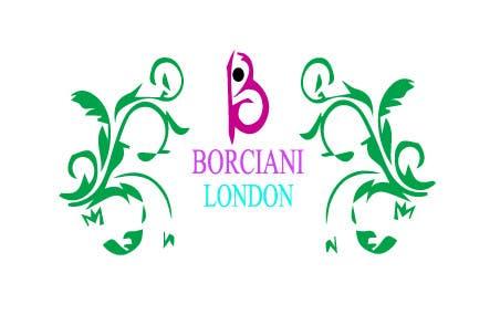 Penyertaan Peraduan #                                        107                                      untuk                                         Design a Logo for Borciani London