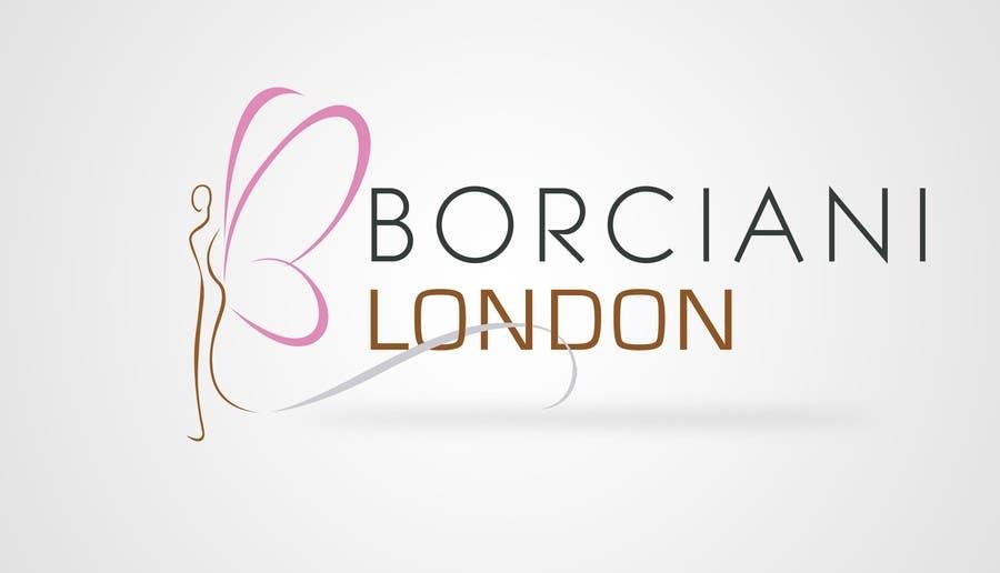 Penyertaan Peraduan #                                        7                                      untuk                                         Design a Logo for Borciani London