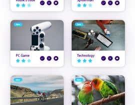 #58 for Redesigning: Game UI graphic design af afifabdullah1