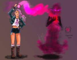 #60 for Need concept art design aesthetics for wizarding game by marinaregali