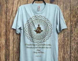 #14 for Yoga Shirt Designs af Shimul8