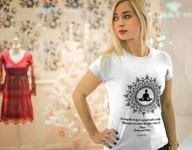#32 for Yoga Shirt Designs af Shimul8