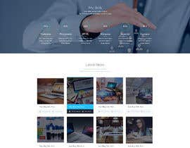 #28 for Webpage design by jahidulislam9590