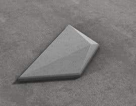 Nro 57 kilpailuun Design of 3D decorative wall tiles made of concrete käyttäjältä Fordelse