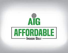 #100 for Logo design for a golf simulator installation business. by AbuReza82