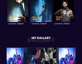 #9 for Wordpress Website for a DJ/Magician af mdsobuzchandar52