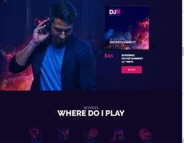 #2 for Wordpress Website for a DJ/Magician af freelancereasin