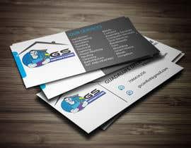 #8 for Build me a logo and business card af Mahmud703