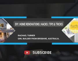Nro 48 kilpailuun Design youtube channel artwork / header/ banner käyttäjältä Nayem50847