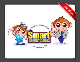 #21 untuk Logo Design for Smart Report Cards oleh marvellogo