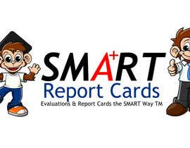 #20 untuk Logo Design for Smart Report Cards oleh GreenAndWhite