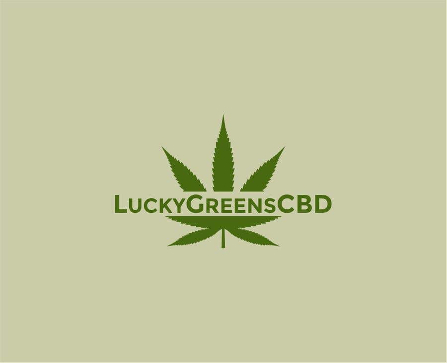 Contest Entry #1340 for Lucky Greens CBD