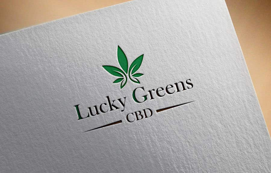 Contest Entry #290 for Lucky Greens CBD