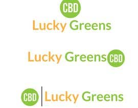 #1336 for Lucky Greens CBD by sima360