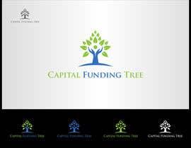 """#54 for Design a Logo for """"Capital Funding Tree"""" af bhaveshdobariya5"""