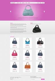 #11 for Website Design for Women's Tote Bags by tania06
