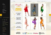 Contest Entry #57 for Website Design for Women's Tote Bags