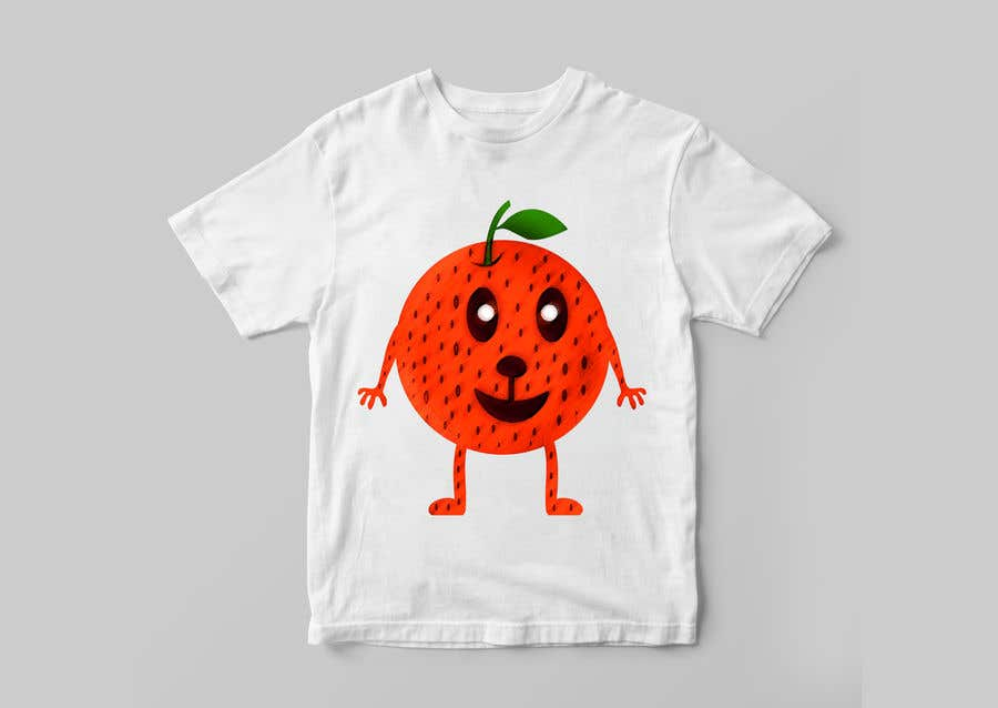 Proposition n°53 du concours Character Design for T-Shirt Prints