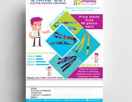 #26 for Create a promotional flyer af farabishawon95
