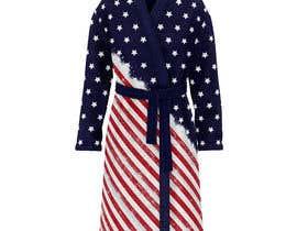 Nro 62 kilpailuun Design an American Flag Bathrobe käyttäjältä AzharRao