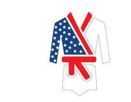 Nro 65 kilpailuun Design an American Flag Bathrobe käyttäjältä gb25