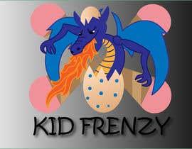 "nº 4 pour Design a Logo for ""Kid Frenzey"" par jessebauman"