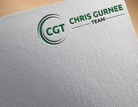 #354 for Logo Design Chris Gurnee Team af furqanshoukat