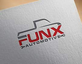 #49 for FUNX AUTOMOTIVE af designguru775