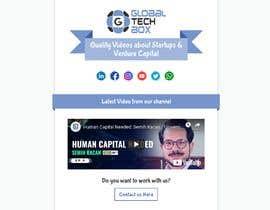 #36 für Re-Design our Website (GlobalTechBox.com) von kumaravisocial