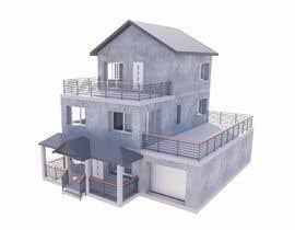 #36 for Create a house plan af NafaaBA