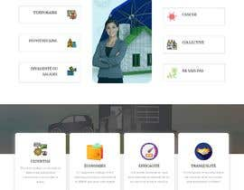 #13 para Redesign our main web page por rafsanAbir