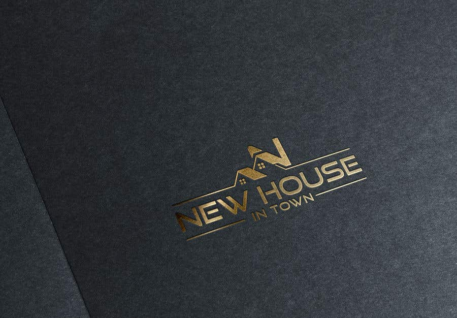 Konkurrenceindlæg #279 for New House In Town - Real estate agency logo