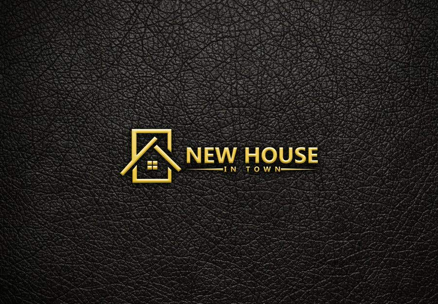 Konkurrenceindlæg #303 for New House In Town - Real estate agency logo