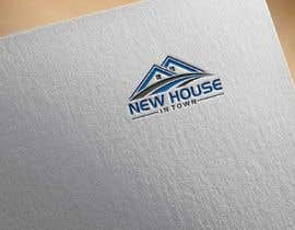 nº 317 pour New House In Town - Real estate agency logo par mcx80254