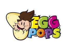 #84 for Design Logo for Egg Pops by josemb49