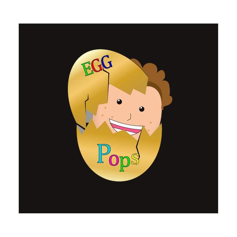 Konkurrenceindlæg #63 for Design Logo for Egg Pops