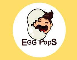 #91 for Design Logo for Egg Pops af Uzairbar