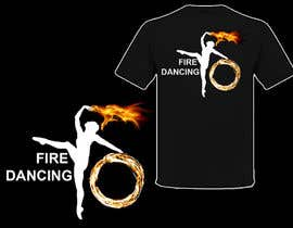 Nro 17 kilpailuun Up to 10 prizes - T-shirt designs: performing arts including juggling, fire dancing, fire breathing, busking, etc. käyttäjältä venug381