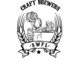 nº 49 pour SWFL Craft Brewers Logo par harrisonRosevich